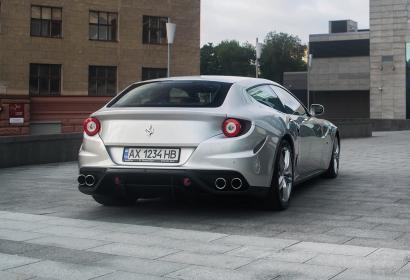 Продажа суперкара Ferrari FF Carta Da Zucchero в Харькове