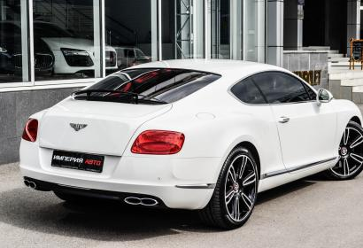 Продажа люксового купе Bentley Continental GT V8 '2012 в Киев