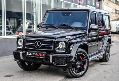 Продажа Mercedes-Benz G-class 63 AMG в Киеве