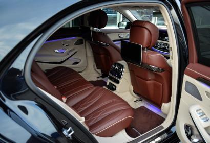 Продажа седана класса люкс Mercedes-Benz S-class 63 AMG в Киеве