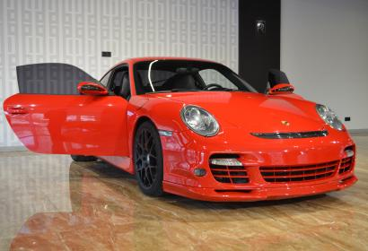 Продажа Porsche 911 Turbo с доработками от TechArt в Киеве