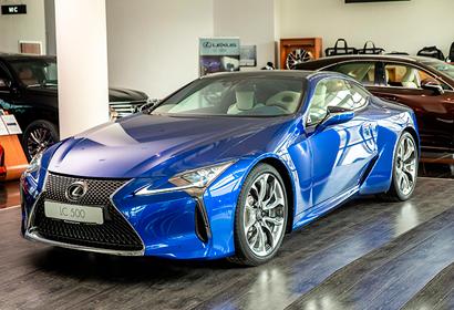 Продажа Lexus LC