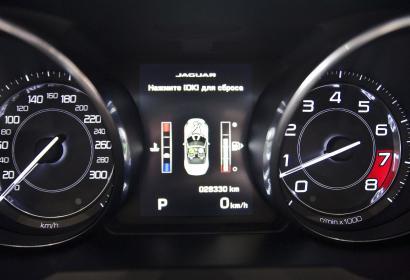 Продажа спорткара Jaguar F-Type S 3.0 AWD Cabrio в Одессе