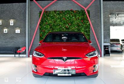 Продажа кроссовера Tesla Model X 90D в Одессе