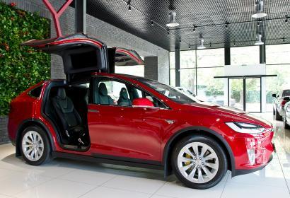 Продажа Tesla Model X