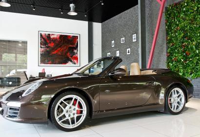 Продажа Porsche Carrera 4S Cabrio