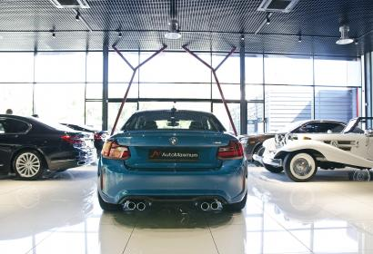 Продажа заряженной модификации BMW M2 '2017 в Одессе