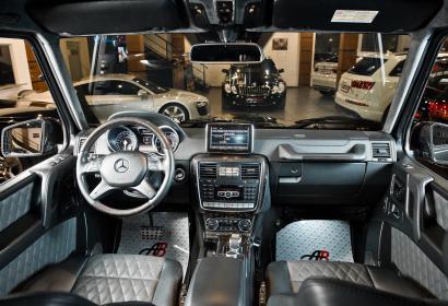 Продажа Mercedes-Benz G-Class 63 AMG BRABUS G700 в Одессе