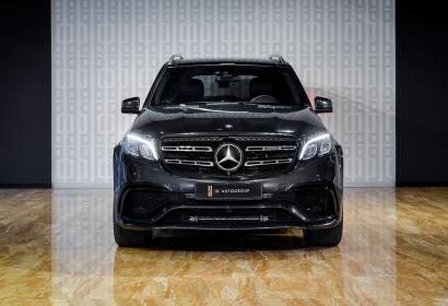 Продажа Mercedes-Benz GL-class 63 AMG '2014 в Киеве