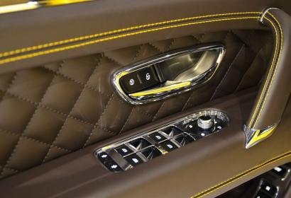Продажа нового люксового Bentley Bentayga W12 в Одессе