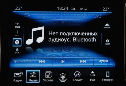 Продажа люксового кроссовера Maserati Levante в Одессе