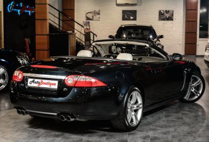 Продажа кабриолета Jaguar XKR Supercharged 4.2 compressor '2008 в Одессе