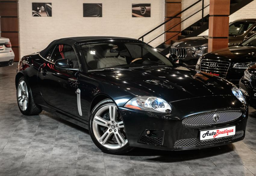 Продажа кабриолета Jaguar XKR Supercharged 4.2 compressor '2008 в Одессе