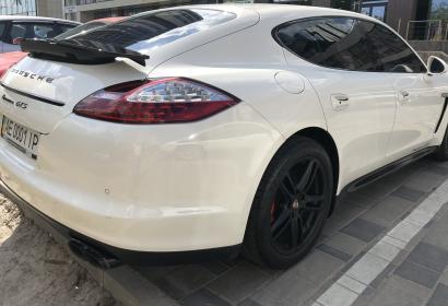 Продажа заряженной модификации Porsche Panamera GTS 4.8 4WD в Днепре