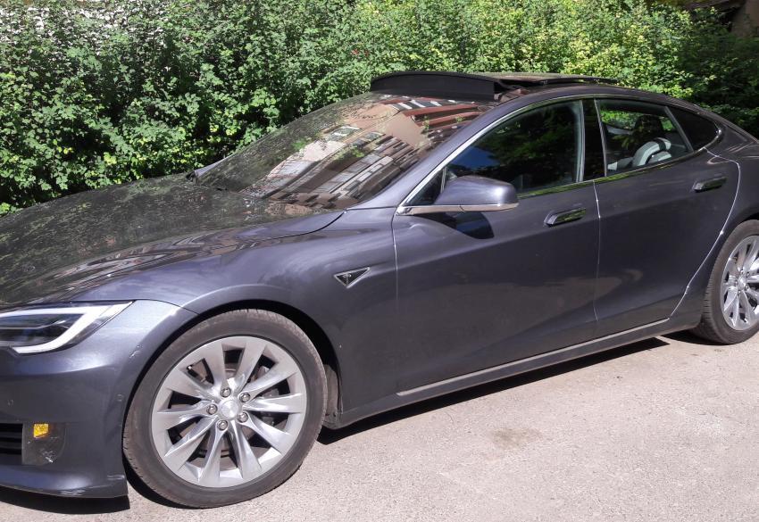 Продажа Tesla Model S 75D '2016 в Одессе