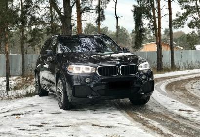 Продажа BMW X5 30D xDrive M-Performance в Киеве