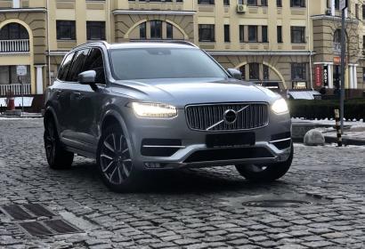 Продажа люксового кроссовера Volvo XC90 Inscription в Киеве