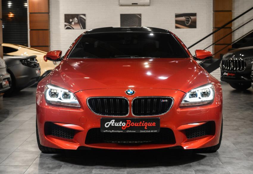Продажа спортивной BMW M6 Gran Coupe (F06) '2013 в Одессе