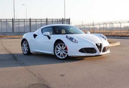 Продажа Alfa Romeo 4C