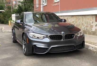 Продажа легендарной BMW M3 (F80) '2015 на механике в Киеве