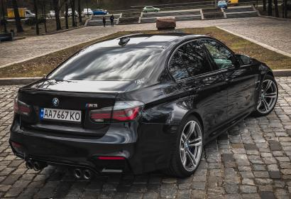 Продажа легендарной BMW M3 (F80) '2015 в Киеве