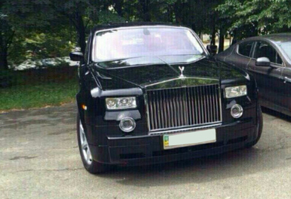Продажа Rolls-Royce Phantom