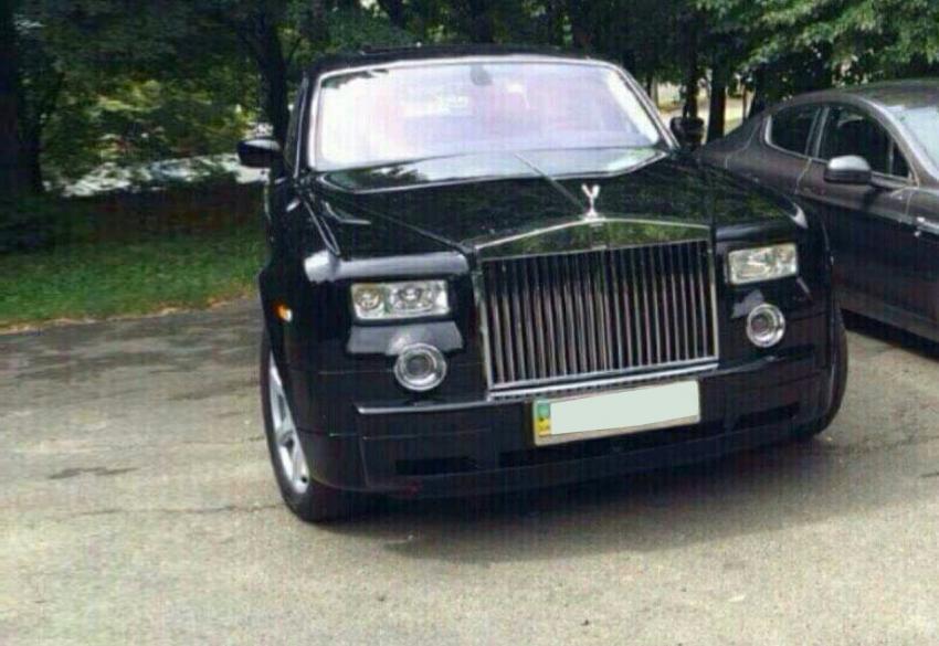 Продажа Rolls-Royce Phantom '2008 в Киеве