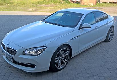 Продажа дизельной версии BMW 640 xDrive Gran Coupe '2014