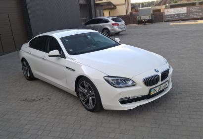 Продажа BMW 6-series Gran Coupe