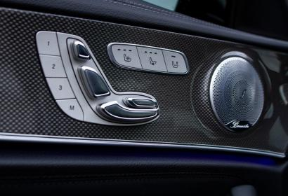 Продажа спортивного седана Mercedes-Benz E-Class 43 AMG 4Matic '2016 в Киеве