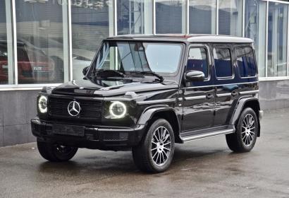 Продажа нового Mercedes-Benz G-Class '2019 в Киеве