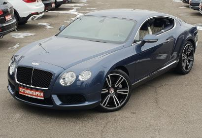 Продажа Bentley Continental