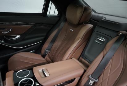 Продажа нового Mercedes S63 AMG 4Matic '2018 в Киеве