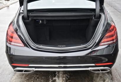 Продажа бронированного Mercedes S600 Guard VR9 '2016 в Киеве