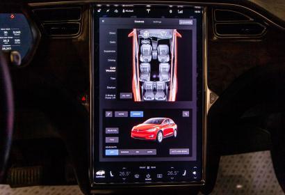 Продажа кроссовер Tesla Model X 75D '2017 в Одессе