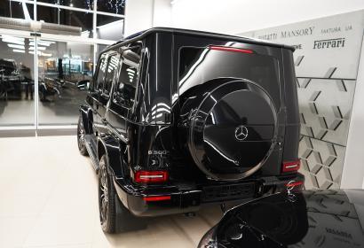 Продажа нового Mercedes-Benz G500 AMG '2018 в Киеве на гарантии