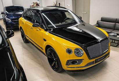 Продажа Bentley Bentayga