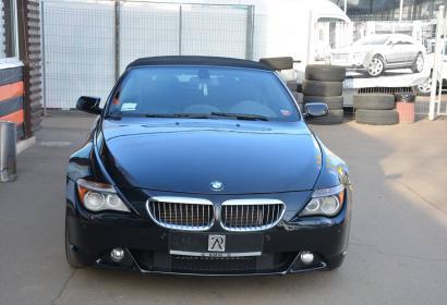 Продажа кабриолета BMW 645Ci Cabrio '2004 в Одессе