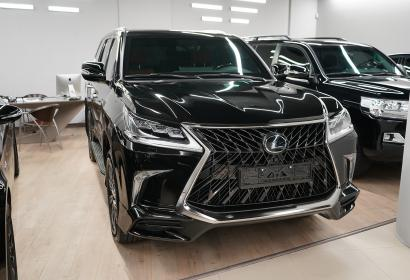 Продажа Lexus LX