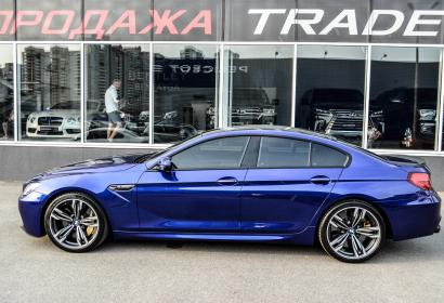Продажа заряженной BMW M6 Gran Coupe (F06) '2013 в Киеве