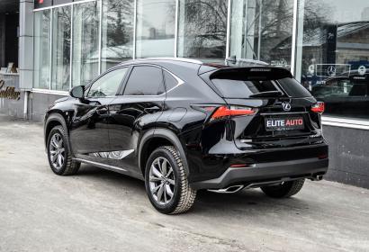Продажа кроссовера Lexus NX 200 F-Sport '2017 в Киеве