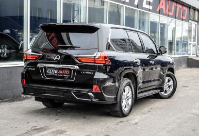 Продажа бронированного Lexus LX 450d Armored Inkas B6 в Киеве