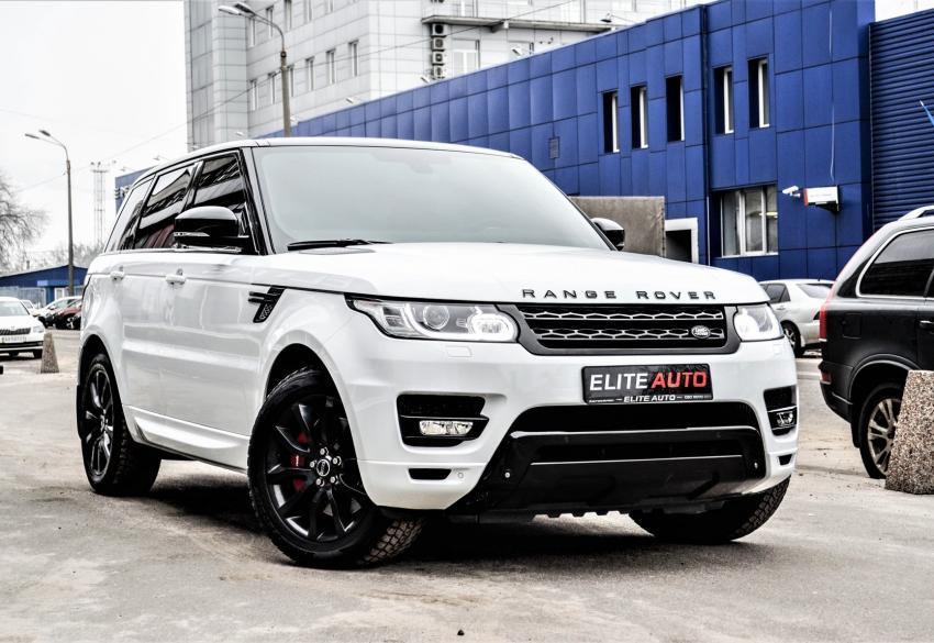 Продажа Land Rover Range Rover Sport Autobiography '2014 в Киеве