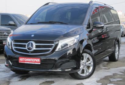 Продажа Mercedes-Benz V-class 250 VIP Long Avangarde 4Matic '2016 в Киеве