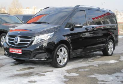 Продажа Mercedes-Benz V-class 250 VIP Long Avangarde 4Matic '2016 в Киеве