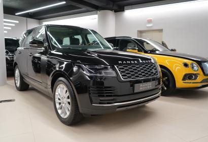 Продажа Land Rover Range Rover 3.0D АТ AWD Vogue '2018 в Киеве