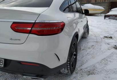 Продажа официального Mercedes GLE Coupe 350d '2017 в Киеве