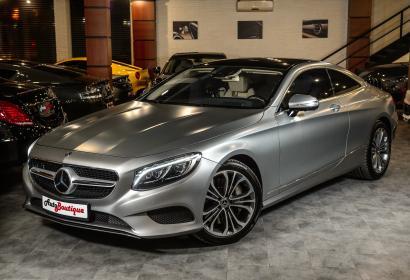 Продажа Mercedes-Benz S-class Coupe 400 4Matic '2017 в Одессе