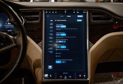 Продажа седана Tesla Model S 60d '2015 в Одессе
