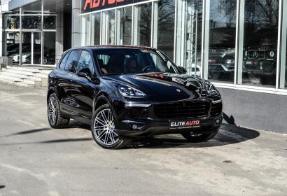 Продажа Porsche Cayenne Diesel '2017 в Киеве
